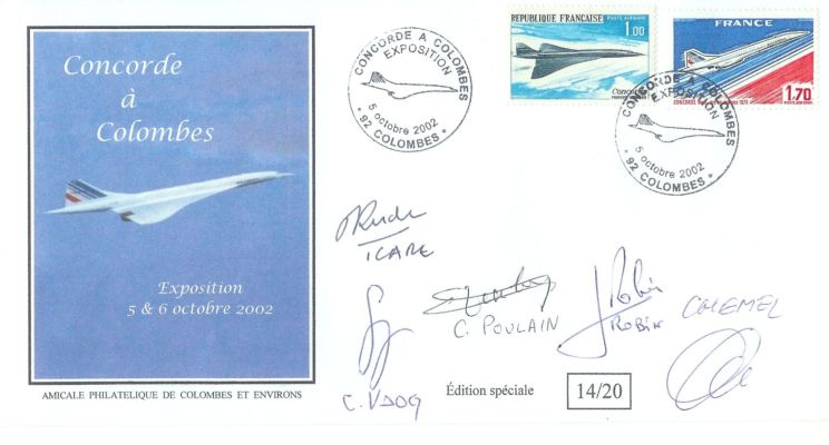 SIGNED BY THE BEST OF THE BEST PILOTS / GROUP AF KOMMANDER 9 0008_027