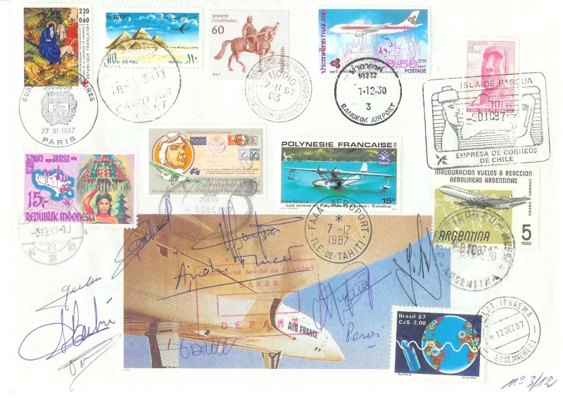 SIGNED BY THE BEST OF THE BEST PILOTS / GROUP TESTPILOTEN 0080_210