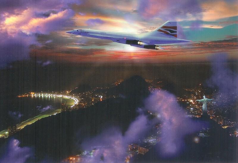 Concorde - Cartophilie 111