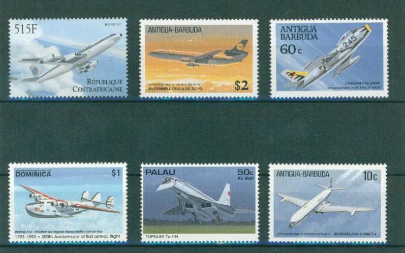 Concorde Philatelie & klassische Philatelie im Tausch 116
