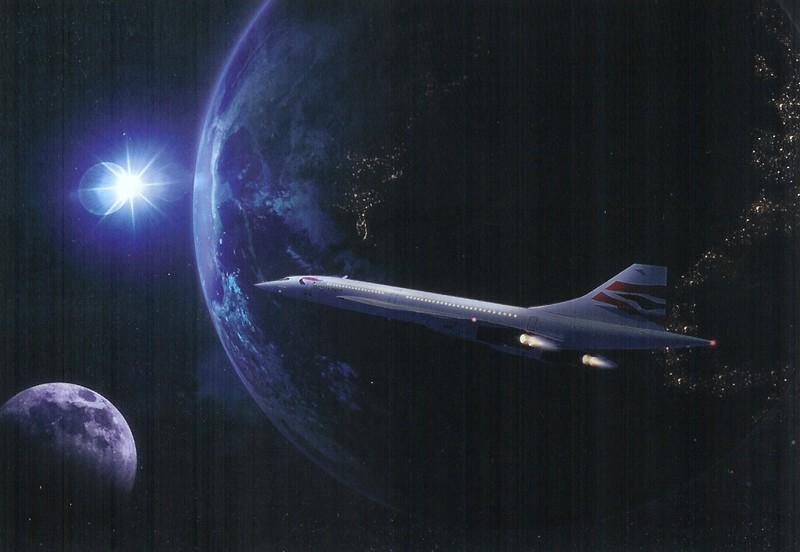 Concorde - Cartophilie 211