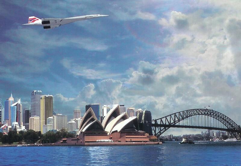 Concorde - Cartophilie 310