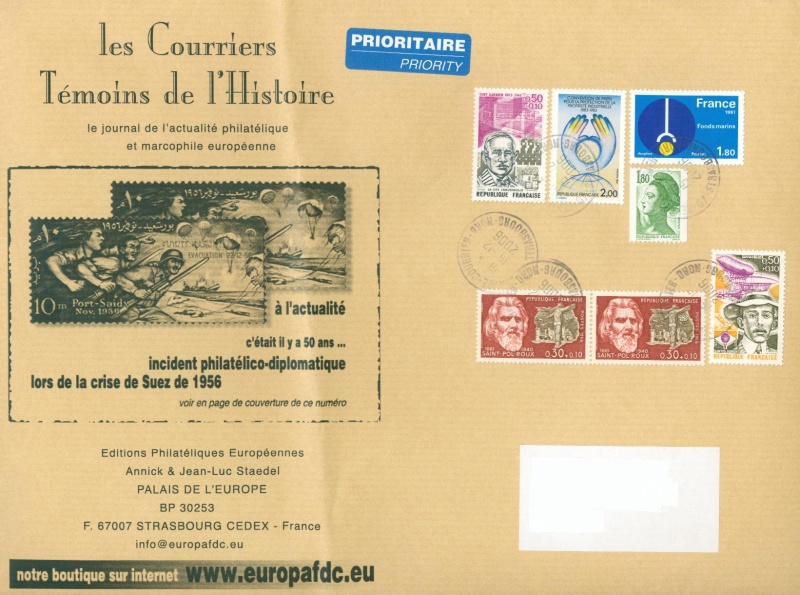 Concorde Philatelie & klassische Philatelie im Tausch 313