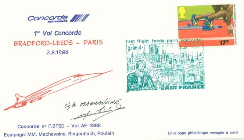 Concorde Philatelie & klassische Philatelie im Tausch 314