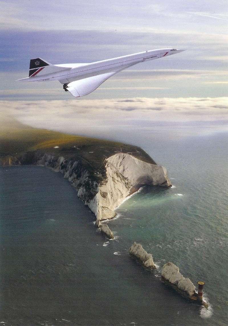 Concorde - Cartophilie 511