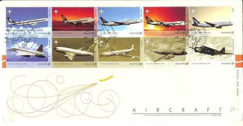 Briefmarken - Briefmarken der donnernden Schönheit VII 512