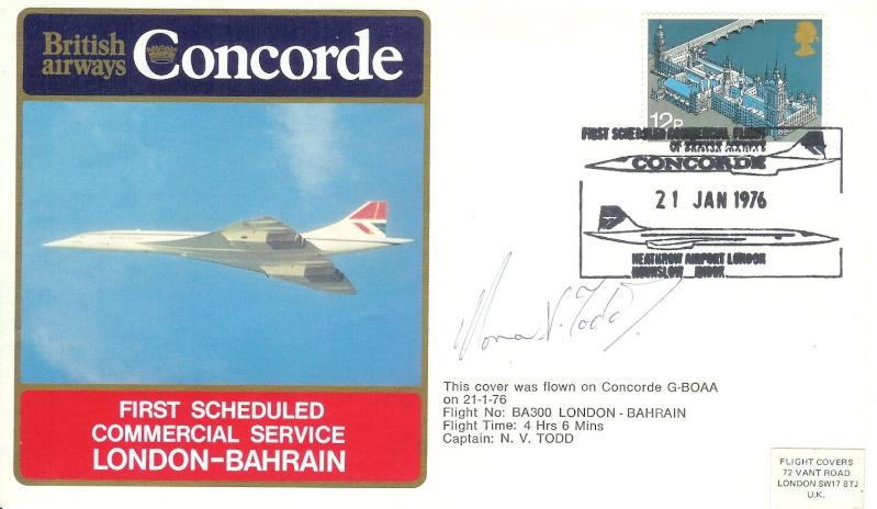 Concorde / London - Bahrain 6_000711