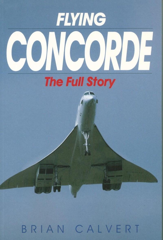 Concorde / London - Bahrain 813