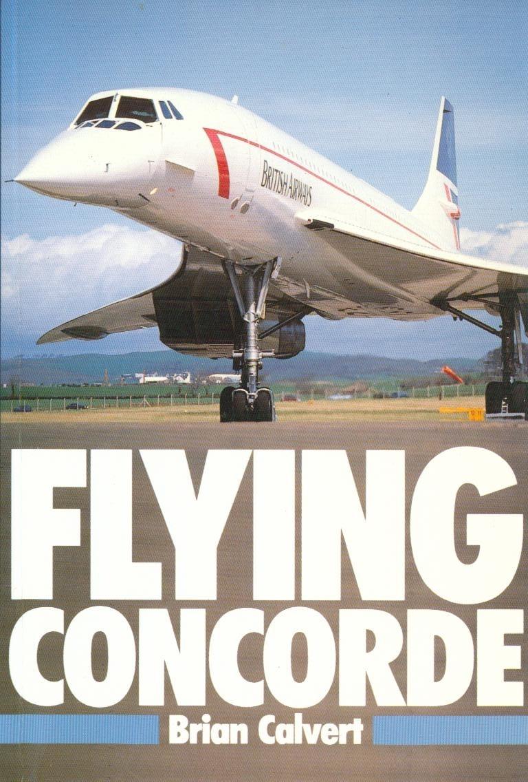 Concorde / London - Bahrain 913