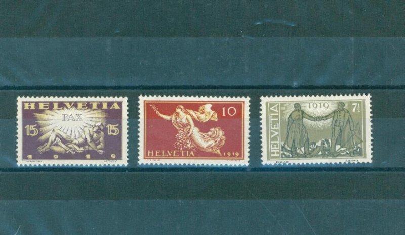 Schweizer Briefmarken Aero_110