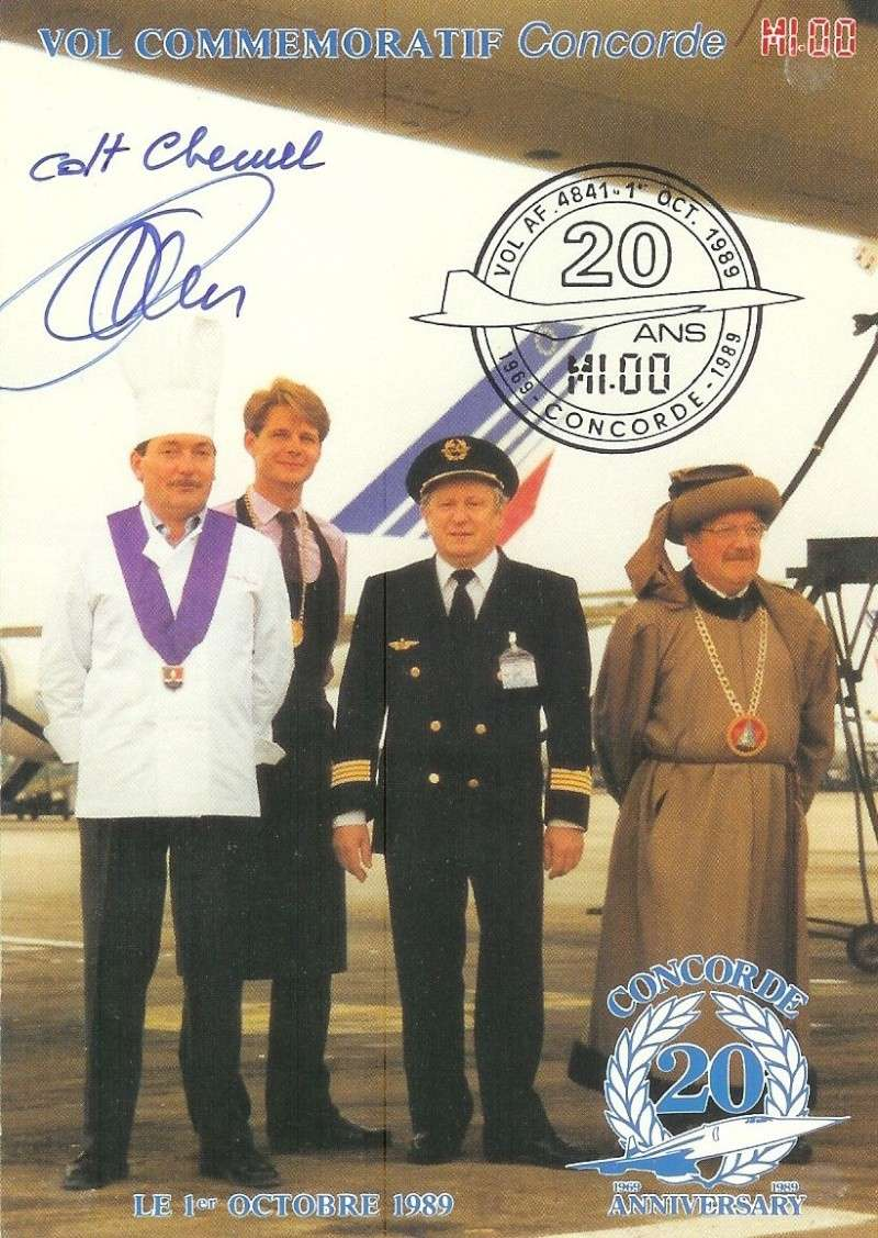 SIGNED BY THE OF BEST THE BEST PILOTS / GROUP AF KOMMANDER 4 Chemel16