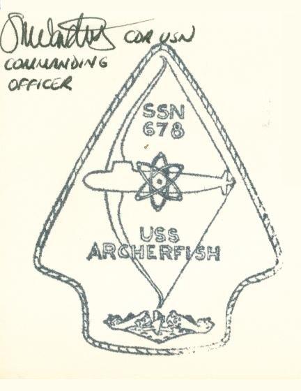 SSN & SSBN Sonderstempel Stempe31