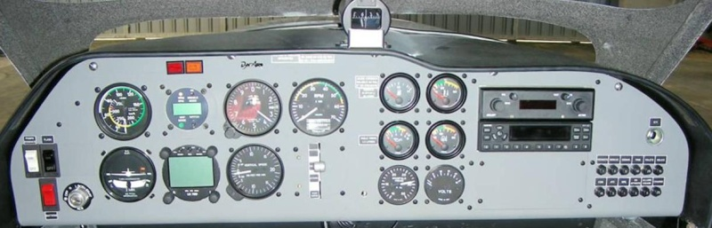 Horizon et compas MGL Avionics Mcr-tb10