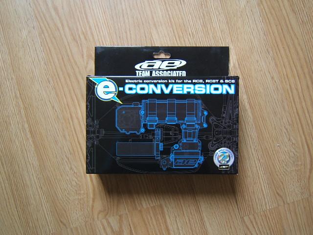 RC8 factory team + converssion kit Dscf0725