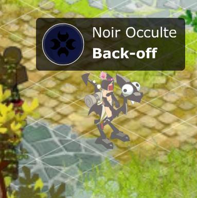 Back-off... une légende. Black-10