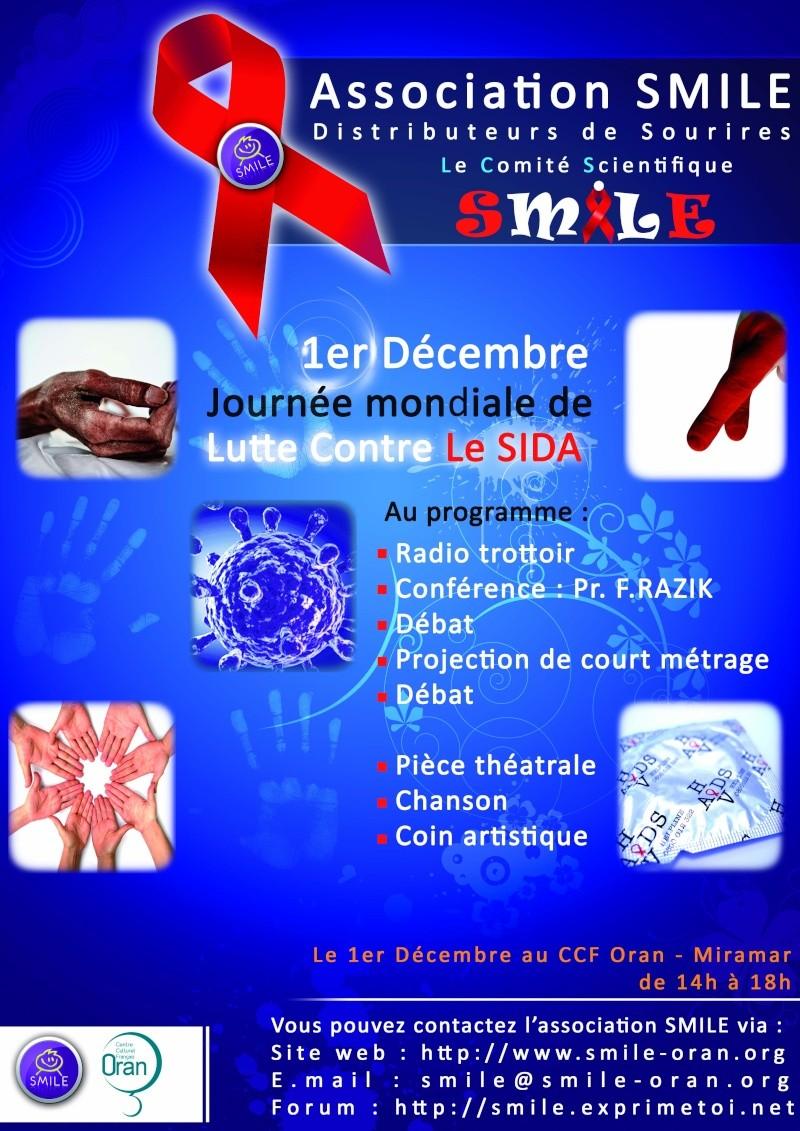 Journée mondiale de lutte contre le SIDA Affich12
