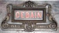 photos des plaques et marques Debain16