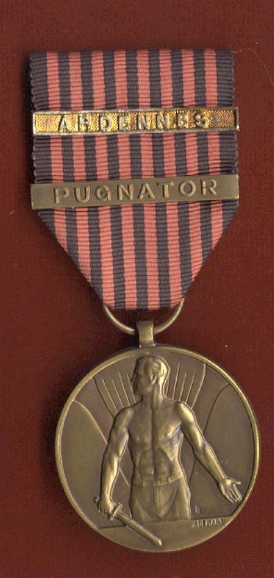 identification médailles de la guerre 40-45: Médaille du Volontaire combattant Volont11