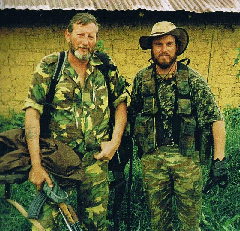 Cool photos of Mercenaries in Africa (Executive outcomes) Execut12