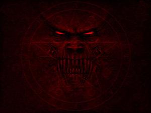 Setan di sekolah Satan10
