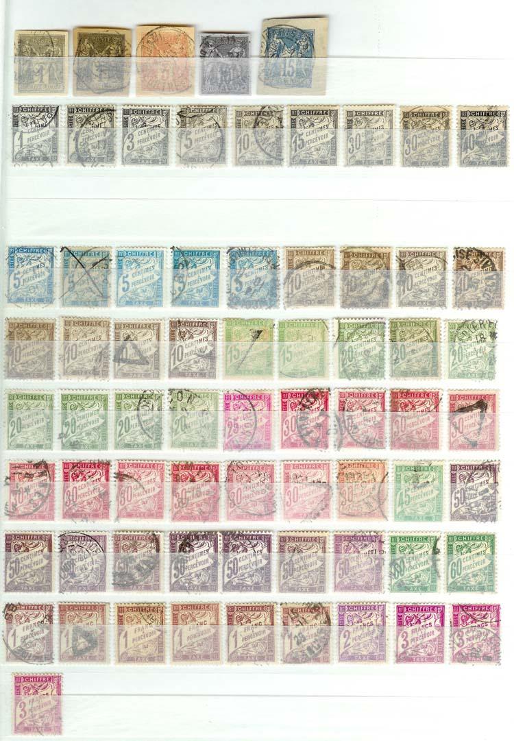 FRANKREICH bis 1900 Portom11
