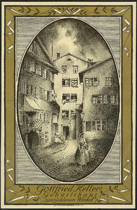 schweiz - Bundesfeierkarten Propat34