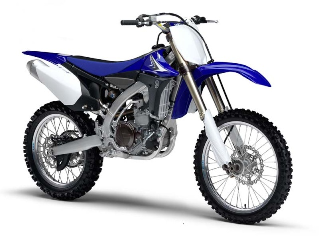 2010 Yamaha YZ450F First Look Yz450f14