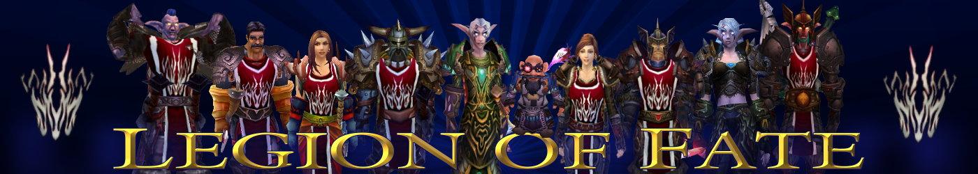 a World of Warcraft PvE guild on Baelgun - Registration Banner10