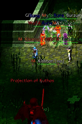 Projection of Kuthos Projec10