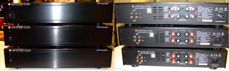 Cambridge Audio P500 power amp (Used) SOLD 12310