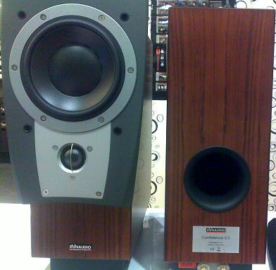 Dynaudio Confidence C1 speakers (Used) SOLD Dynaud10
