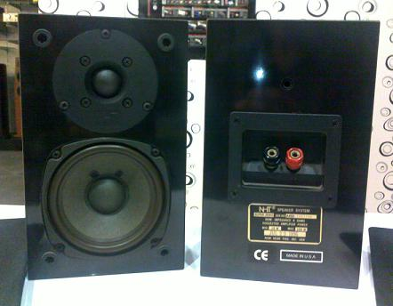 NHT Super Zero speakers (Used) SOLD Nht10