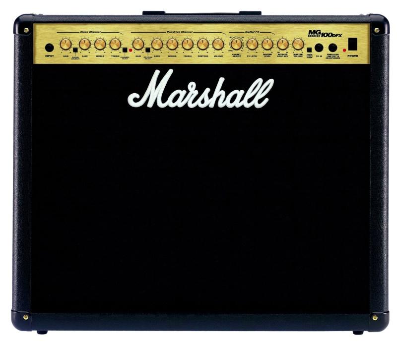 Opiniones sobre Marshall MG100DFX Marmg110
