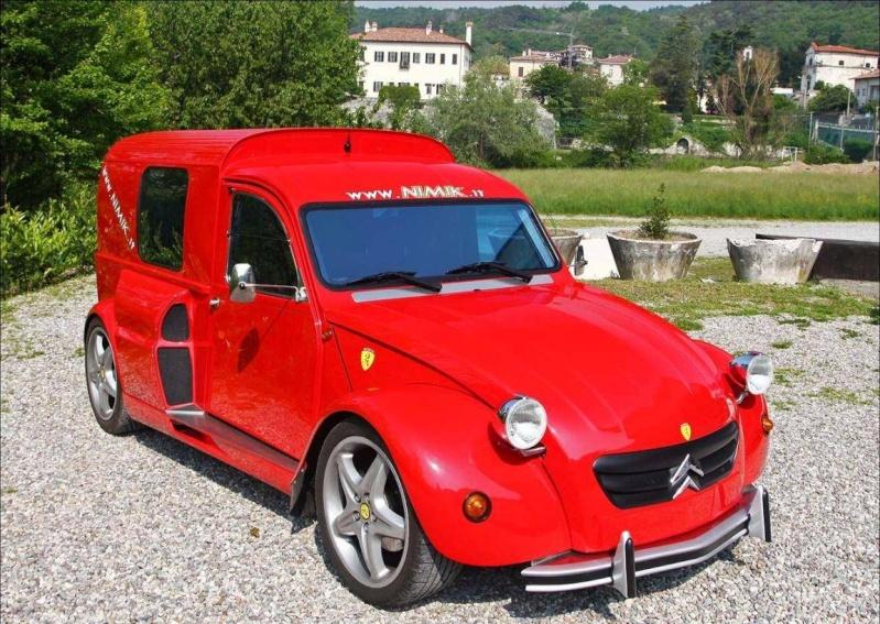 la prochaine voiture d'Enzo Citroe12