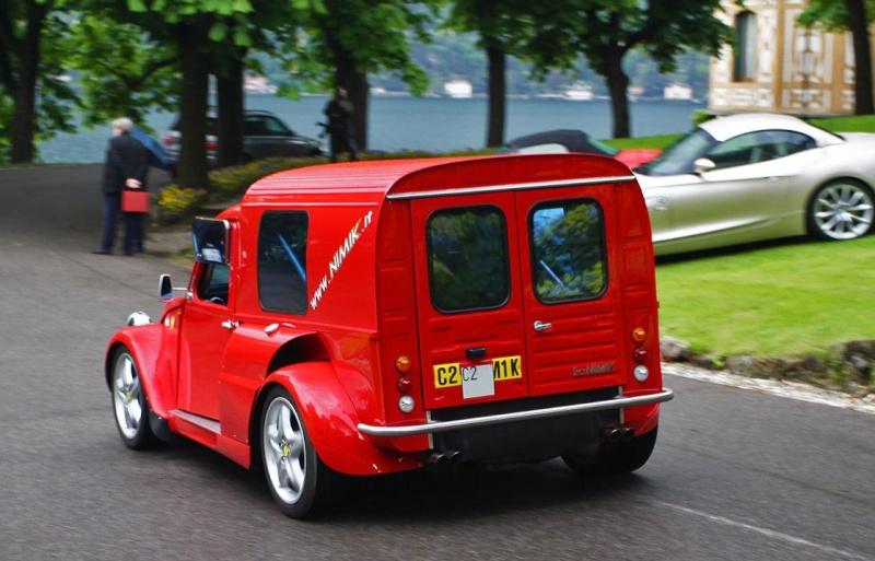 la prochaine voiture d'Enzo Citroe13