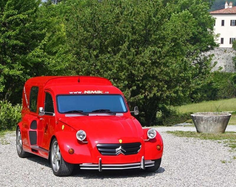 la prochaine voiture d'Enzo Citroe15
