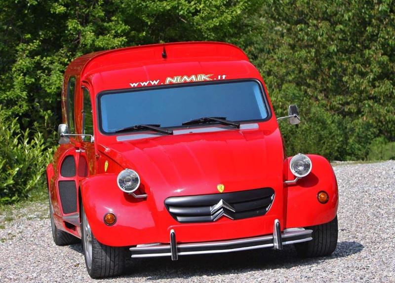 la prochaine voiture d'Enzo Citroe16