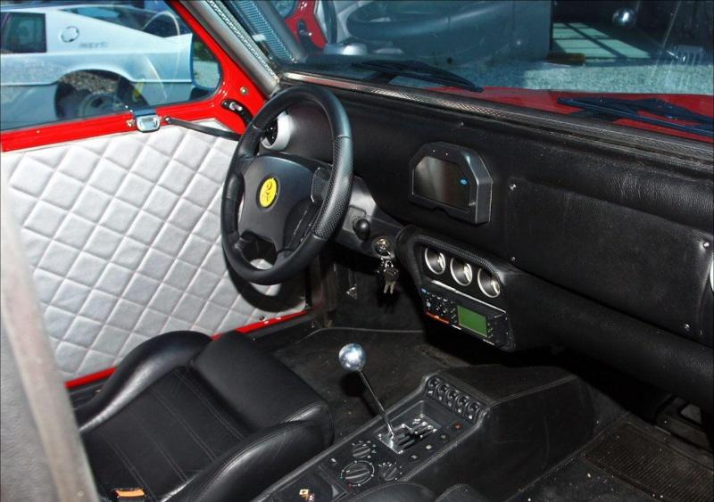 la prochaine voiture d'Enzo Citroe17