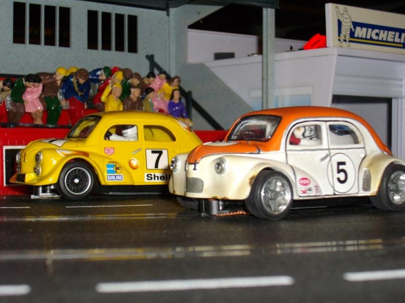 Voitures de Rallye Quatre11