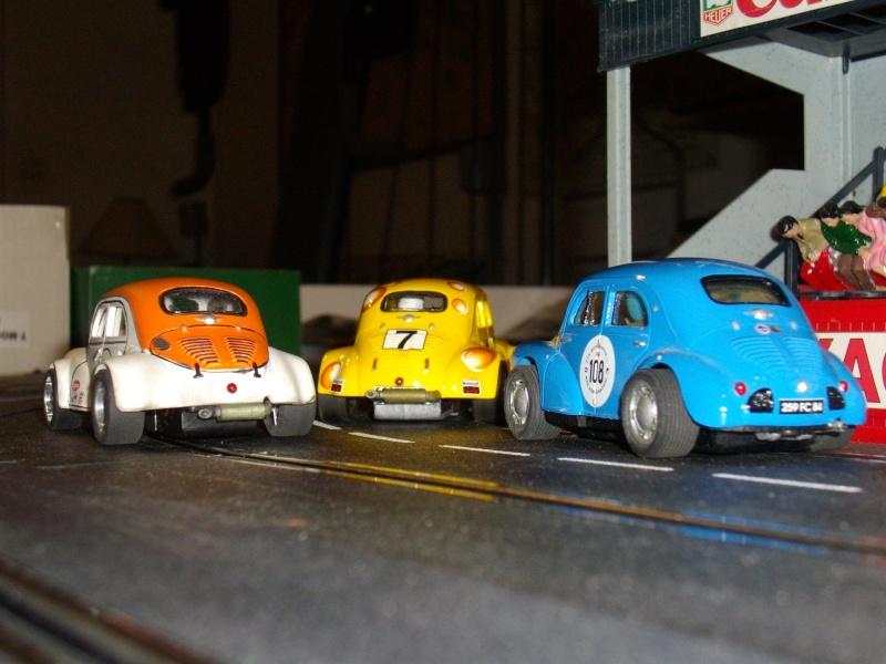 Voitures de Rallye Quatre12