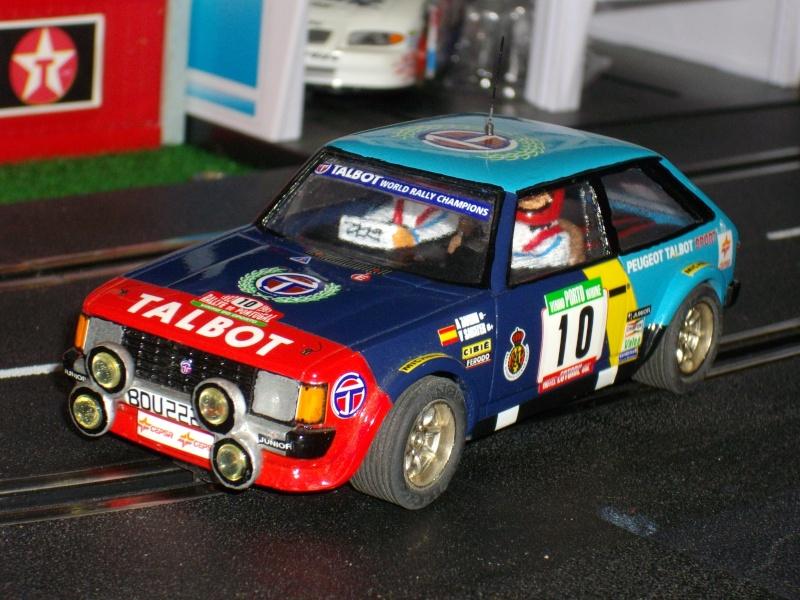 Voitures de Rallye Talbot10