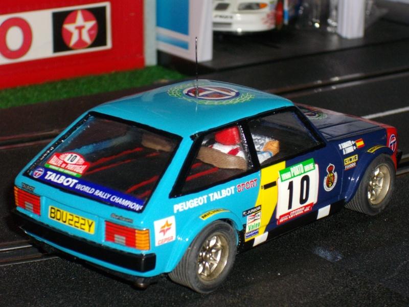 Voitures de Rallye Talbot11