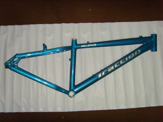 New Traction and KHS frames Mojave11