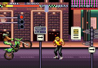 [MegaDrive] Streets of Rage 3 1017