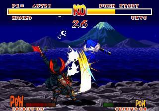[NeoGeo] Samurai Shodown 1038