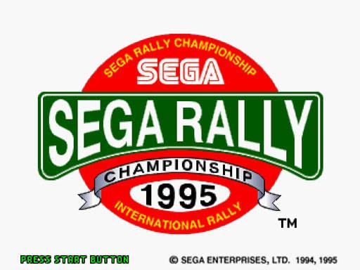 [SATURN] Sega Rally Championship 1101