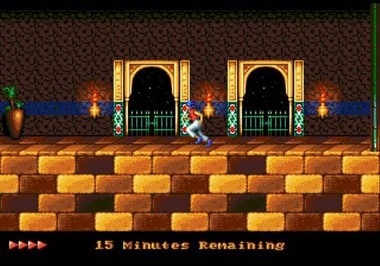 [MegaDrive] Prince of Persia 1128