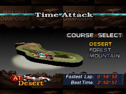 [SATURN] Sega Rally Championship 1146
