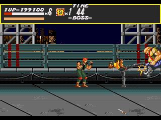 [MegaDrive] Streets of Rage 1212