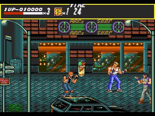 [MegaDrive] Streets of Rage 136
